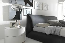 Simplemodern 30 Groovy Black And White Bedroom Ideas Slodive