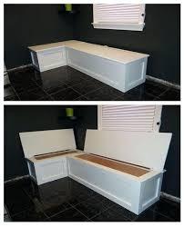 dining room bench seating with storage u2013 floorganics com