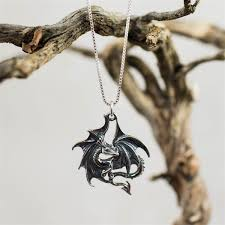 dragon jewelry necklace images Guardian dragon necklace jpg