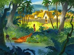 jungle book studies ken anderson concept art and books