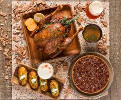 make thanksgiving dinner easy with big sur s feast to go