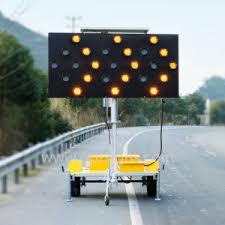 Solar Traffic Light - china traffic sign led arrow board solar traffic light china