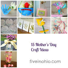 home craft ideas for mother s day home ideas