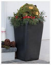 weihnachtsdeko selber machen weihnachtskugeln für draußen