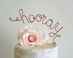 banner cake topper banner cake topper etsy