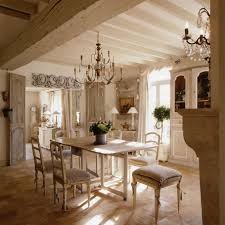 casa francesa french house french country dining room country