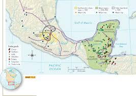 Mesoamerica Map Mesoamerica C 250 900