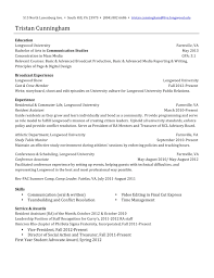 Resume For College Application Example College Counselor Resume Resume For Your Job Application