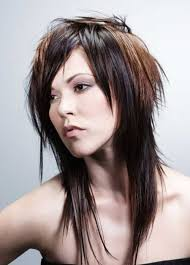 gypsy shags on long hair 2013 brown choppy funky long hair hair pinterest funky long hair