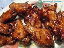 cuisiner des ailes de poulet recette d ailes de poulet bar b q