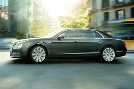 bentley flying spur custom bentley flying spur saloon review summary parkers