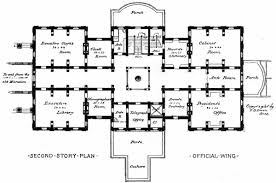 small mansion floor plans ornamentation white house museum