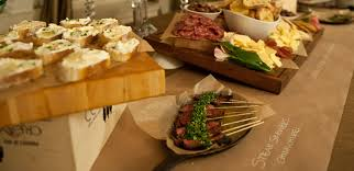 cocktail party catering package mercado full service