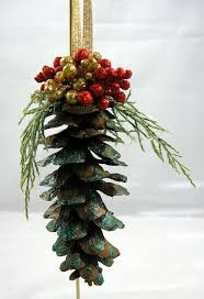63 best pinecone crafts images on pinterest pinecone christmas