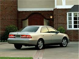 the history of lexus es300 catalog cars