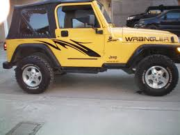 jeep decal show us your side decals jeep wrangler forum