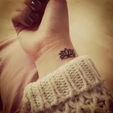 best 25 lotus flower tattoo wrist ideas on pinterest
