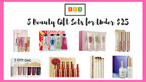 8 beauty gift sets for under 25 u2013 estrella fashion report
