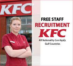 restaurant jobs in dubai u2013 kfc arabia october 2017 u2013 job finder in
