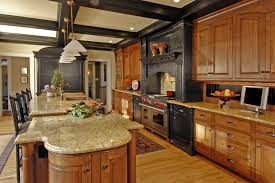 Large Kitchen With Island Kitchen Small Galley With Island Floor Plans Tray Ceiling Closet