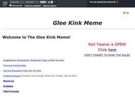 Spn Kink Meme Pinboard - kink meme pinboard spn kinked