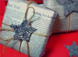 newspaper wrapping paper so magical you could use this wrapping idea for