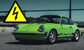 porsche electric porsche will stay away from electric 911 u0027s for at least 10 years