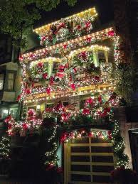 Christmas Decorated Houses 105 Best Christmas House Lights Images On Pinterest Xmas Lights