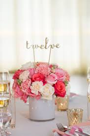 flower centerpieces best 25 coral flower centerpieces ideas on pinterest mint coral