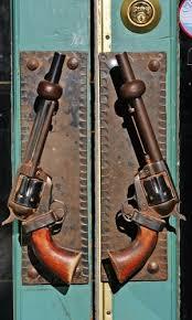 themed door knobs west six shooter door handles by geraldine i might be a