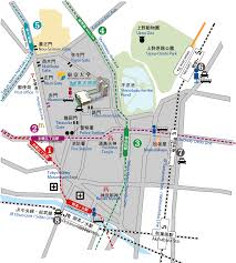 Shinagawa Station Map Access The University Of Tokyo Hospital