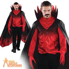 halloween devil costumes mens devil costume cool diablo halloween fancy dress