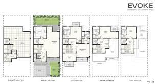 godrej properties u0027 best utilised 4 level floor plans in greater