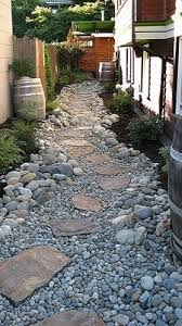 best 25 rock path ideas on pinterest rock walkway river rock