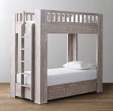 Restoration Hardware Bunk Bed Callum Storage Bunk Bed