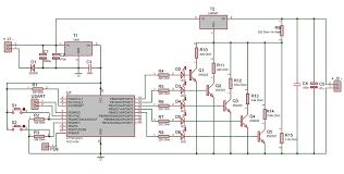 lm350 voltage regulator wiring diagram components