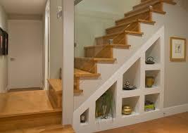 under basement stairs storage ideas amys office