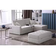petit canap blanc canapé d angle blanc nestis