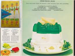 History Of Cake Decorating A Social History Of Jell O Salad The Rise And Fall Of An American