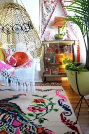 chic home interiors design boho chic decor bohemian interior trend and