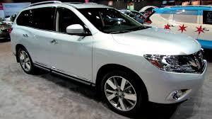 nissan pathfinder reviews 2014 2014 nissan pathfinder platinum 4wd exterior and interior