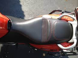 Diy Motorcycle Seat Upholstery John Longo The Motorcycle Seat Doctor