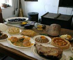 17th century cuisine food at the powell house colonial williamsburg colonial
