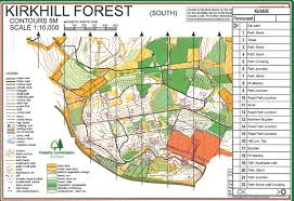 Stone Mountain Map Kirkhill