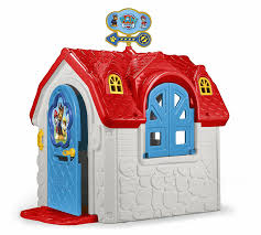 Casette Bambini Usate by Feber 800010910 Casetta Lovely House Paw Patrol Amazon It
