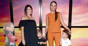 hollywood moms bring their kids to u0027lost in oz u0027 premiere