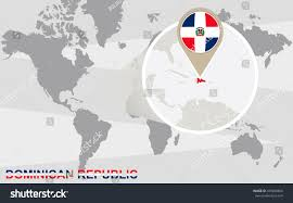 Dominican Republic Flag History Dominican Republic On World Map Uptowncritters Savanna Style