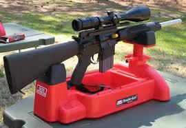 Bench Rest Shooting Rest Shoulder Gard Rifle Rest By Mtm Sgr 30 Recoil Reducing Shooting Rest