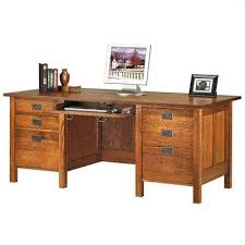 Amish Made Computer Desks Wooden Mission Style Desk Plans Diy Blueprints Mission Style Desk