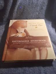 hallmark recordable book ebay